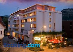 比斯池福酒店 - 多恩比恩 - 建筑