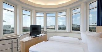 柏林米特北欧酒店 - 柏林 - 睡房