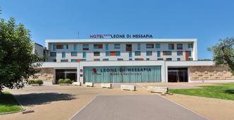 梅萨皮亚之狮贝斯特韦斯特升级酒店及会议 - 莱切 - 建筑