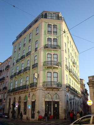 隆德雷斯高级旅馆 - 里斯本 - 建筑