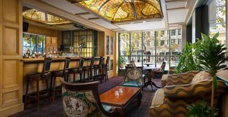 惠特科姆酒店 - 旧金山 - 酒吧