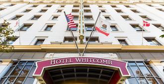 惠特科姆酒店 - 旧金山 - 建筑