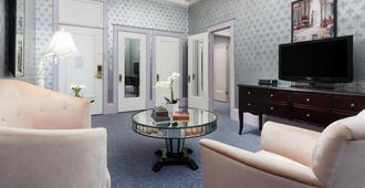 惠特科姆酒店 - 旧金山 - 客厅