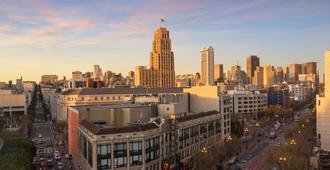 惠特科姆酒店 - 旧金山 - 户外景观