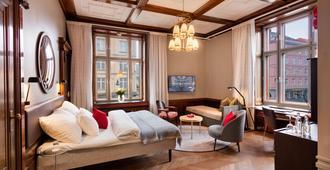 卑尔根证券交易所酒店 - 卑尔根 - 睡房