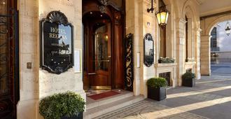 雷吉纳酒店 - 巴黎 - 建筑