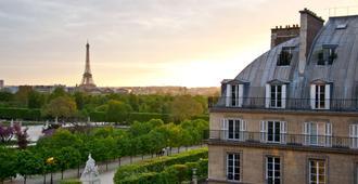 雷吉纳酒店 - 巴黎 - 户外景观