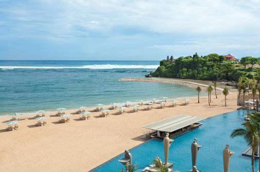 巴厘岛穆丽雅别墅酒店 - 乌鲁瓦图 - 海滩