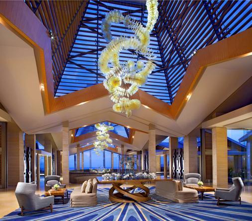 巴厘岛穆丽雅别墅酒店 - 乌鲁瓦图 - 大厅