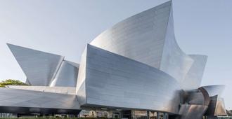 洛杉矶骑士酒店 - 洛杉矶 - 建筑