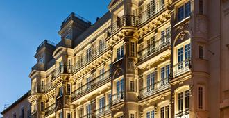 阿托查加泰罗尼亚酒店 - 马德里 - 建筑