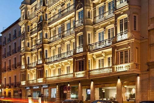 卡塔洛尼亚阿托查酒店 - 马德里 - 建筑
