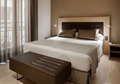 阿托查加泰罗尼亚酒店 - 马德里 - 睡房