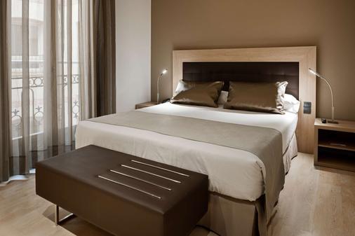 卡塔洛尼亚阿托查酒店 - 马德里 - 睡房