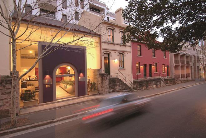 悉尼岩石区龙都酒店 - 悉尼 - 建筑
