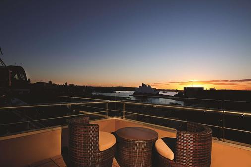 悉尼岩石区龙都酒店 - 悉尼 - 阳台
