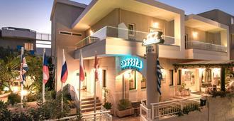奥迪西亚海滩酒店 - 罗希姆诺 - 建筑