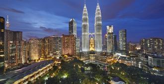 吉隆坡文华东方酒店 - 吉隆坡 - 户外景观