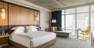 辛普顿阿森酒店 - 纳什维尔 - 睡房