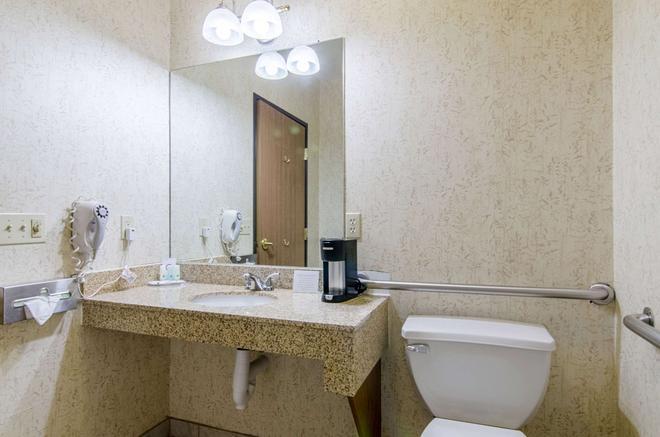 赖利堡优质酒店 - 章克申城 - 浴室