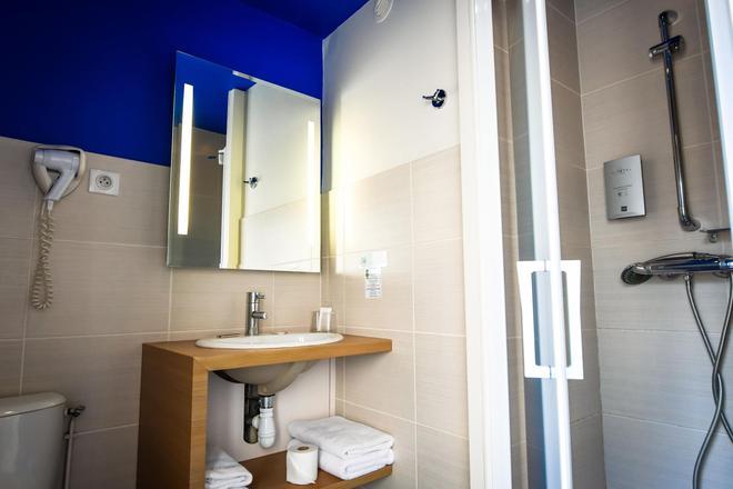 波赫都斯涛特尔酒店 - 拉罗谢尔 - 浴室