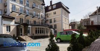 诺塔本内酒店 - 利沃夫 - 建筑