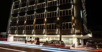 Jfk酒店 - 那不勒斯 - 建筑