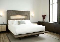 魁北克71酒店 - 魁北克市 - 睡房