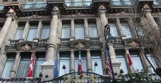 墨西哥格兰城市酒店 - 墨西哥城 - 建筑