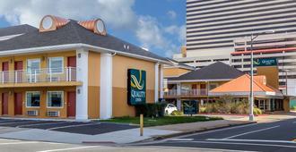 凯艺酒店-弗拉明戈 - 大西洋城 - 建筑