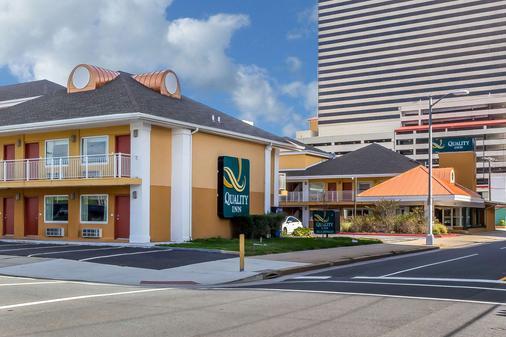 弗拉明戈品质酒店 - 大西洋城 - 建筑