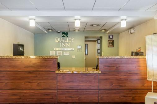 弗拉明戈品质酒店 - 大西洋城 - 柜台