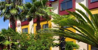 西佳阿拉莫套房酒店 - 圣安东尼奥 - 建筑