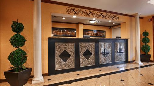 阿拉莫套房市区贝斯特韦斯特酒店 - 圣安东尼奥 - 酒吧