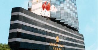 香港仕德福酒店 - 香港 - 建筑
