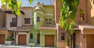 绿色之家酒店 - 格拉纳达 - 建筑