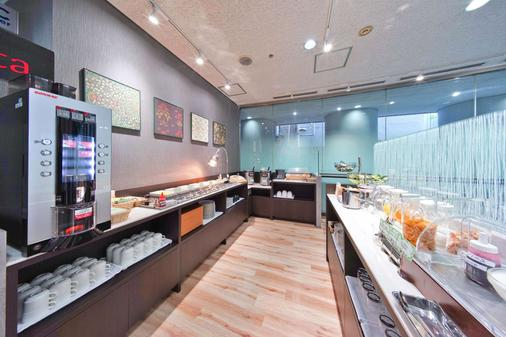 冢本橡树里兹酒店 - 大阪 - 自助餐