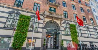 赫本伦贝斯特韦斯特酒店 - 哥本哈根 - 建筑
