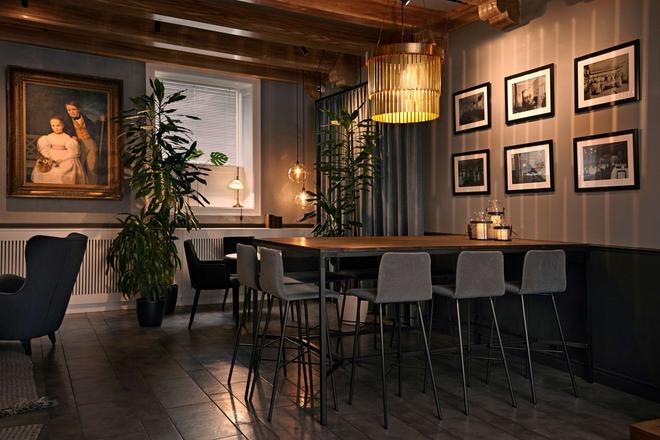 赫本伦贝斯特韦斯特酒店 - 哥本哈根 - 酒吧
