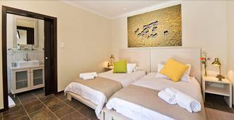 高尔顿别墅酒店 - 温特和克 - 睡房