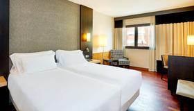 恩尔茨瓦伦西亚城市酒店 - 巴伦西亚 - 睡房