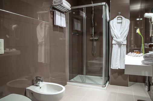 西方奥蕾丽亚酒店 - 罗马 - 浴室