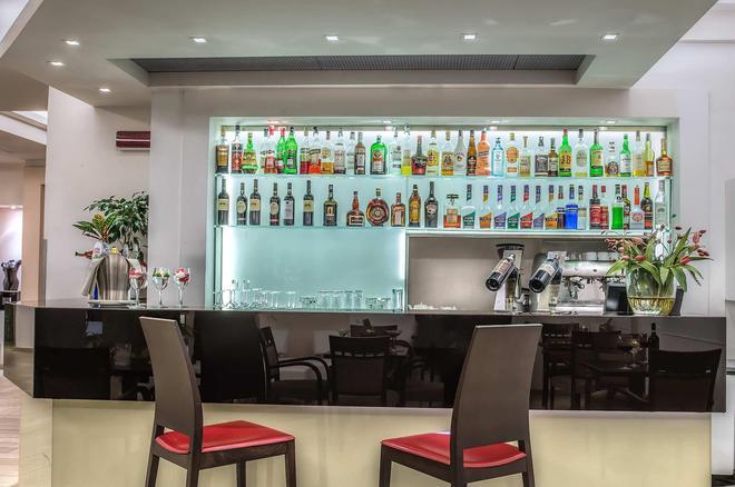 西方奥蕾丽亚酒店 - 罗马 - 酒吧