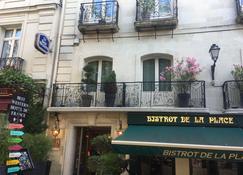 法国西佳酒店 - 希农 - 建筑