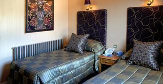 克莱格哈尔酒店 - 阿伯丁 - 睡房