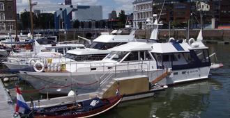 玛丽亚卡拉斯帆船酒店 - 鹿特丹 - 户外景观