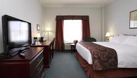桥港旅馆 - 麦克默里堡 - 睡房