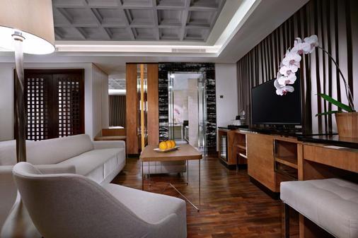 阿斯顿巴斯德酒店 - 万隆 - 客厅
