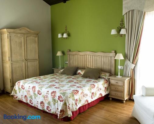 科特萨琳娜酒店 - 隆达 - 睡房