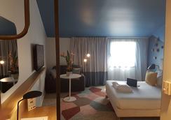基里亚德埃克斯普罗旺斯高级酒店 - 普罗旺斯艾克斯 - 睡房